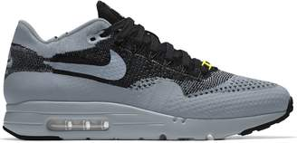 Nike 1 Ultra Flyknit Asphalt Gold iD Smart Brabus