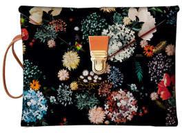 Maison Baluchon Floral iPad Mini Sleeve