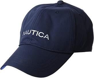 Nautica Men's Waterproof Rain Breaker Baseball Cap Hat