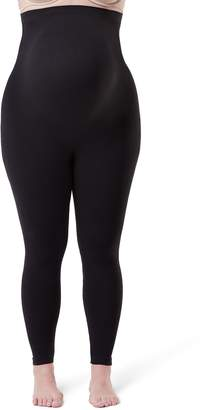 Spanx R) Mama Look at Me Now Seamless Maternity Leggings