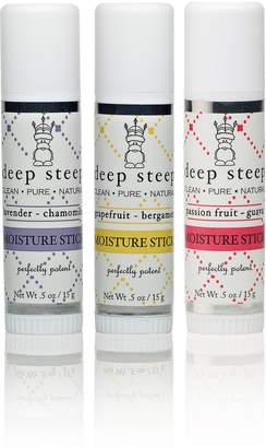 Deep Steep (ディープ スティープ) - deep steep モイスチャースティック 15g 3種セット