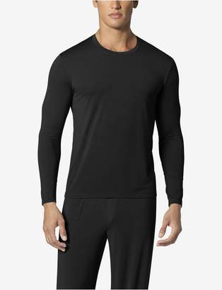 Tommy John Tommyjohn Second Skin Lounge Long Sleeve Crew Neck Tee