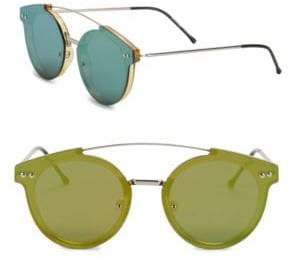Spitfire 50MM Round Sunglasses