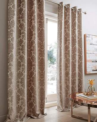 Damask Curtains Shopstyle Uk