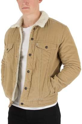 Levi's Men's Type 3 Sherpa Trucker Jacket
