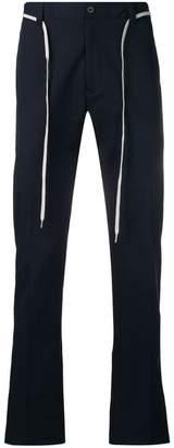 Lanvin classic chino trousers