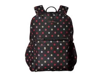 Vera Bradley Lighten Up Grande Laptop Backpack Backpack Bags