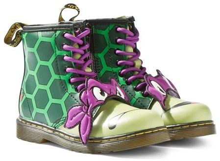 Dr. Martens TMNT ́s Donnie Lace Boots