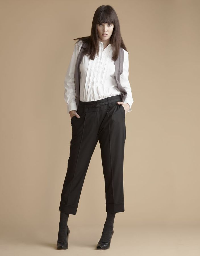 figleaves clothing Moonlight Peg Trouser