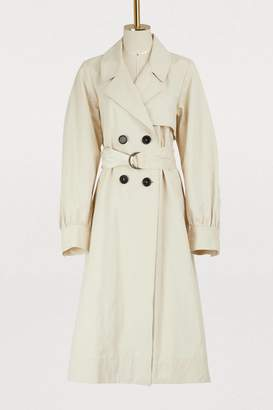 Forte Forte Cotton trench coat