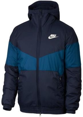 508e8f7f9896 Nike Short Mid-Season Padded Jacket