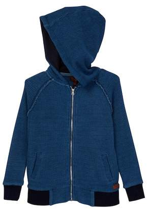 7 For All Mankind Zip-Up Hoodie (Little Boys)