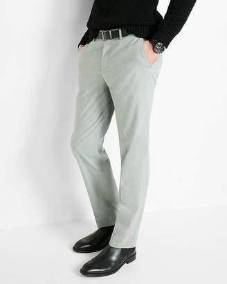 Express Classic Heather Gray Dress Pant