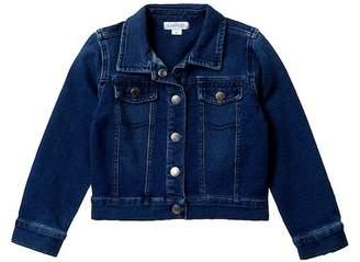 Flapdoodles Denim Jacket (Toddler & Little Girls)