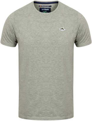 Le Shark Men's Darsham T-Shirt - Grey Marl