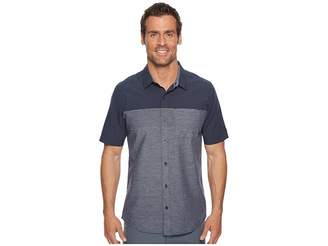 Travis Mathew TravisMathew Charlie Woven Shirt Men's Short Sleeve Button Up