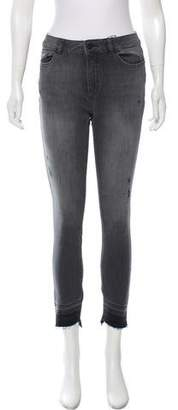 DL1961 Farrow Mid-Rise Jeans w/ Tags