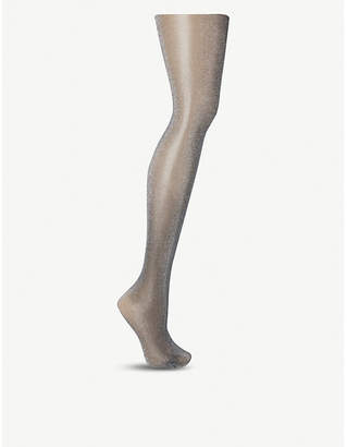 Falke Glare 20 denier lurex tights