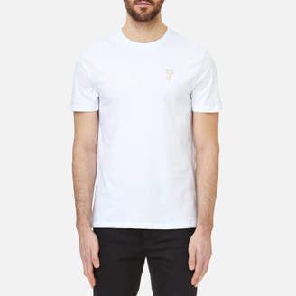 Versace Men's Small Logo T-Shirt