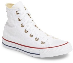 Women's Converse Chuck Taylor High Top Sneaker $69.95 thestylecure.com