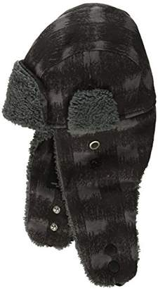 Neff Men's Sportsman Faux Fur Trapper Winter Hats