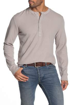 Grayers Cadmore Double Cloth Henley