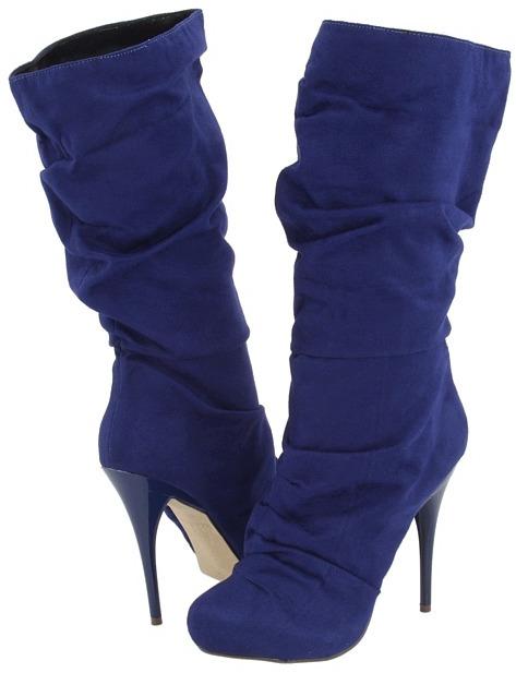 Michael Antonio Odon (Blue) - Footwear