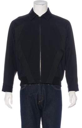 Alexander Wang Collared Bomber Jacket