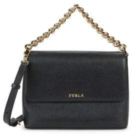 Furla Gaya Leather Crossbody Bag