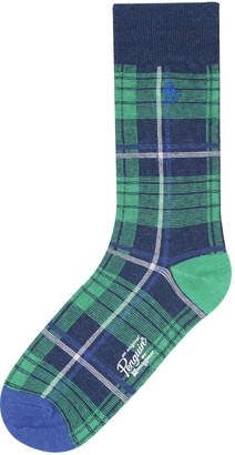 Original Penguin STEVIE PLAID SOCK