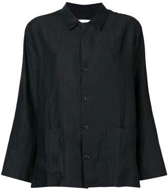 Reality Studio oversized shirt jacket