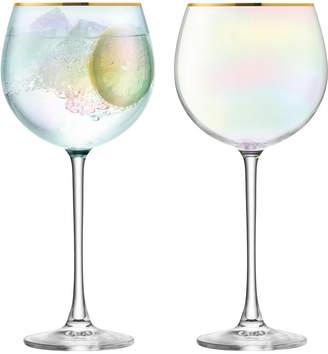 LSA International Sorbet Balloon Glass