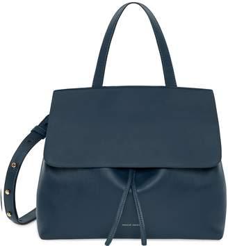 Mansur Gavriel Calf Lady Bag - Blu