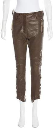 Isabel Marant Henley High-Rise Pants