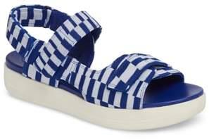 Tory Sport Flatform Sandal