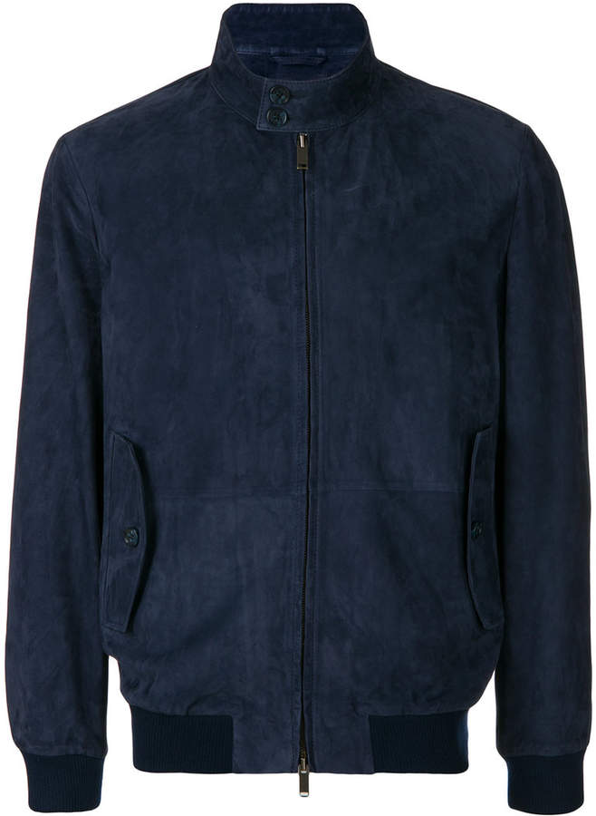 Desa 1972 zipped fastened jacket