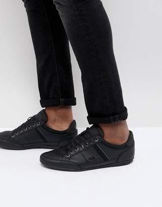 Lacoste Chaymon Sneakers In Black