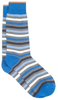Duchamp London LONDON Tola Stripe Sock