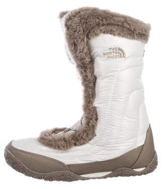 The North Face Down Mid-Calf Boots