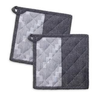 +Hotel by K-bros&Co Hotel Fancy Pot Holder 2-pk.