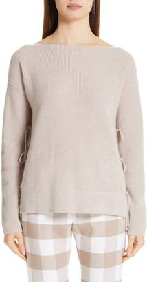 Altuzarra Boat Neck Cashmere Sweater