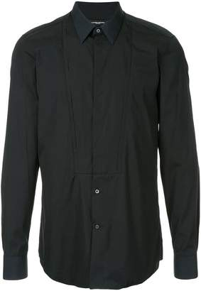CNC Costume National panel shirt