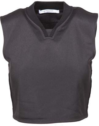 Givenchy Cropped Tank Top
