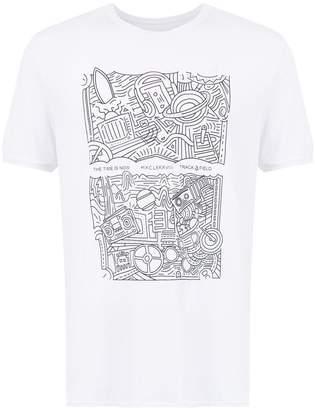 Track & Field 88 print t-shirt