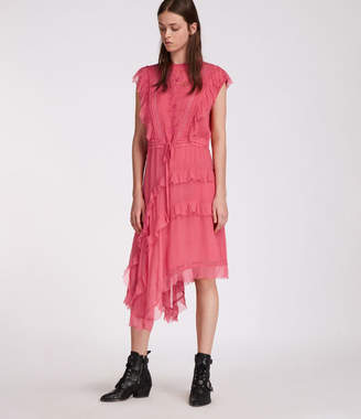 AllSaints Lena Kishani Dress