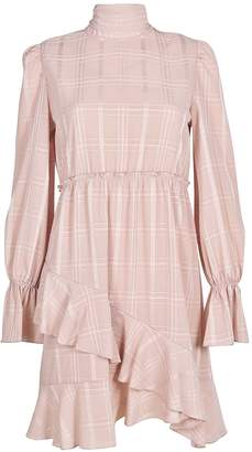 See by Chloe Checked Dress