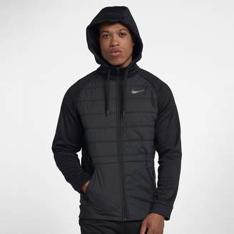 Nike Cross Brand Men's Full-Zip Hoodie Therma Winterized