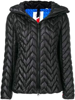 Rossignol chevron quilt down jacket