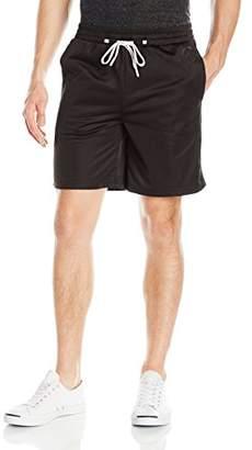 Armani Exchange A|X Men's Drawstring Soccer Jersey Short