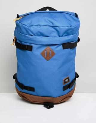 Vans Clamber Backpack In Blue